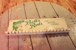 画像4: OLD Betts Rod Display Rack