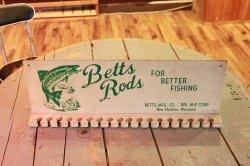 画像5: OLD Betts Rod Display Rack
